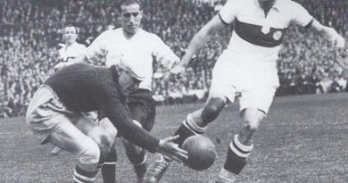 En 1939, le ballon tournait encore. Pour le plus grand bonheur du Racing, vainqueur de la Coupe de France.