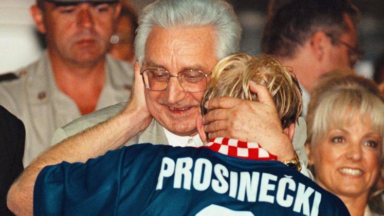 Une histoire politique du football croate